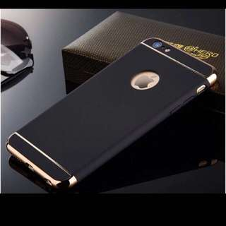 Black And Gold iPhone 6/6s Case