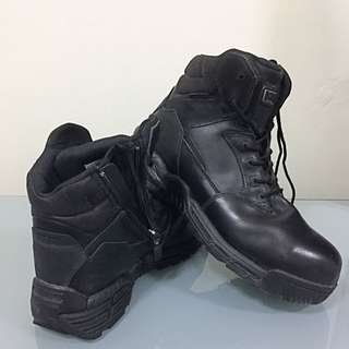Authentic Safety Magnum Boots