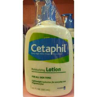 CETAPHIL Moisturizing Lotion 591ml