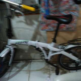 Sepeda Lipat Merk Exotic Murah