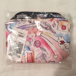 Brand New LeSportsac Pouch