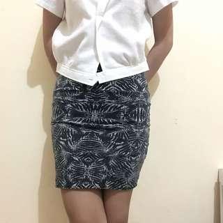 -COTTON ON- mini Pencil Skirt