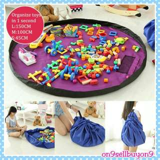 Portable kids playing mat #Take10off