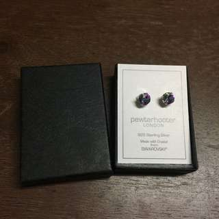 Swarovski Earrings (Large)