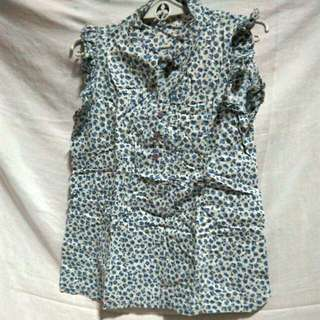 Blueberry Blouse