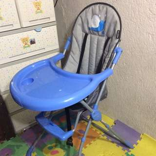 Baby's First High Chair
