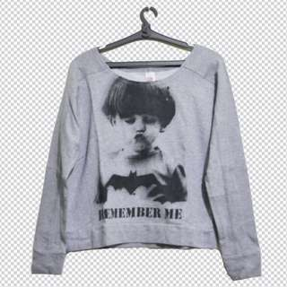 """Remember Me"" Sweater"