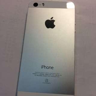 Apple iPhone 5s 16G 銀色