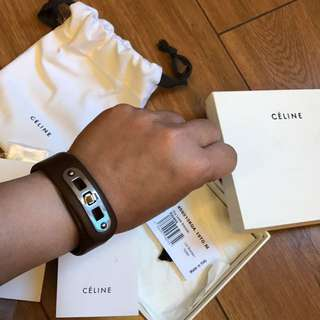 Celine Dog Leash bracelet