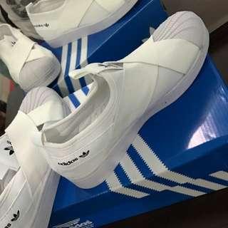 Adidas Slip On White Size 38