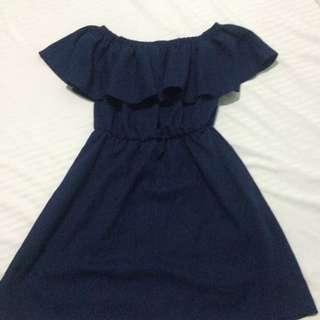 Forme Off Shoulder Dress