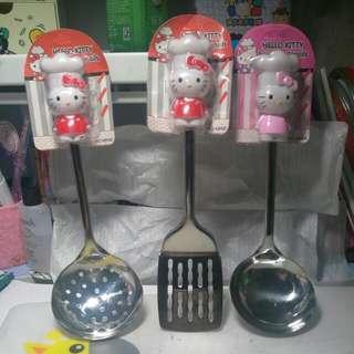 Kitty鐵鏟,湯杓,火鍋杓