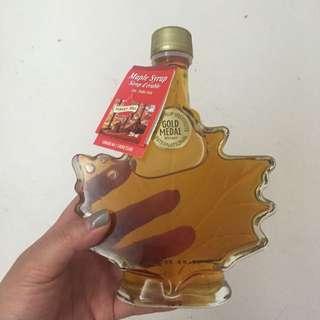 楓樹糖漿 Maple Syrup
