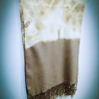 🌻柔和氣質典雅圍巾