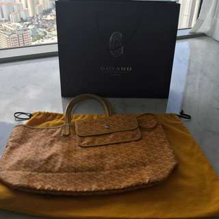 Goyard St Louis pm (Yellow)