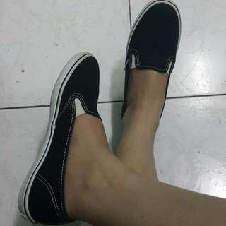 Original Vans Ladies Slip On Shoes