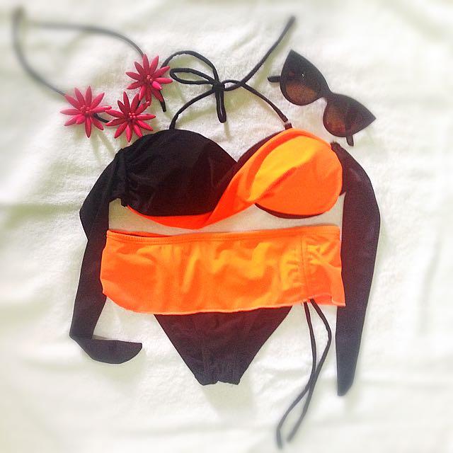 2 face bikini