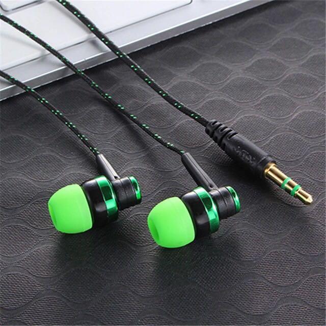 3.5mm In Ear Earphones