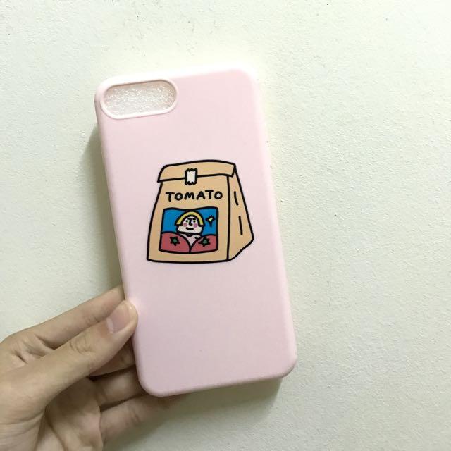 #運費我來出 粉色可愛手機殼