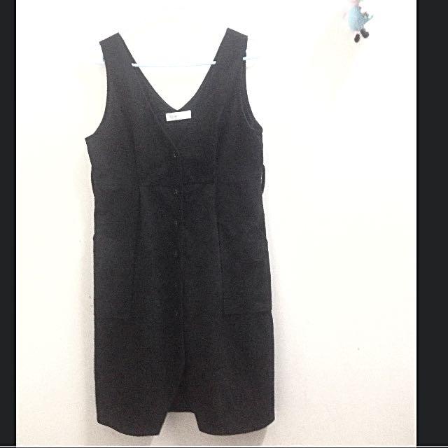 🎈三件免運 九五成新 連身背心外套 洋裝#三百元外套