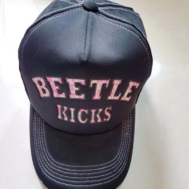 [二手] 潮流品牌Beetle Bespoke 明星最愛潮流網帽