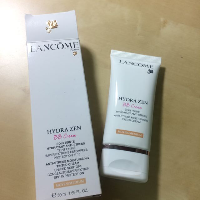 全新 /僅試色/Lancôme BBcream 膚色 50ml