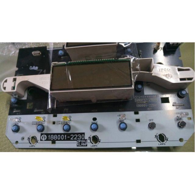 (送拆解教程) TOYOTA Altis 冷氣按鈕/冷氣面板/恆溫面板 上下按鍵維修 CAMRY WISH