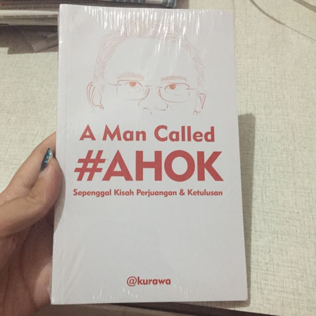 A Man Called Ahok Book
