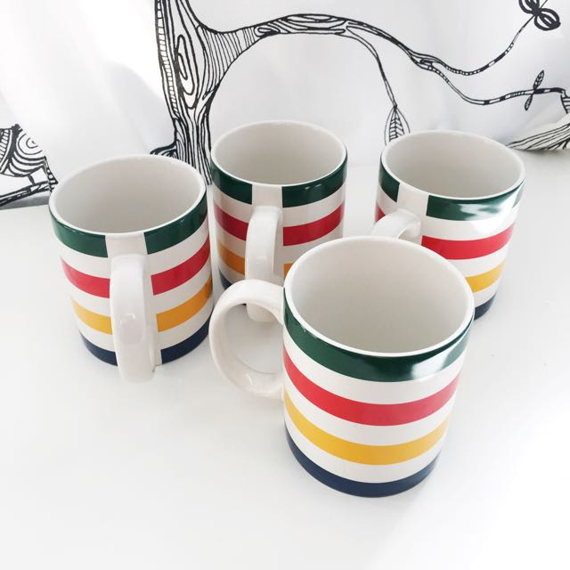 A Set Of HBC Cups
