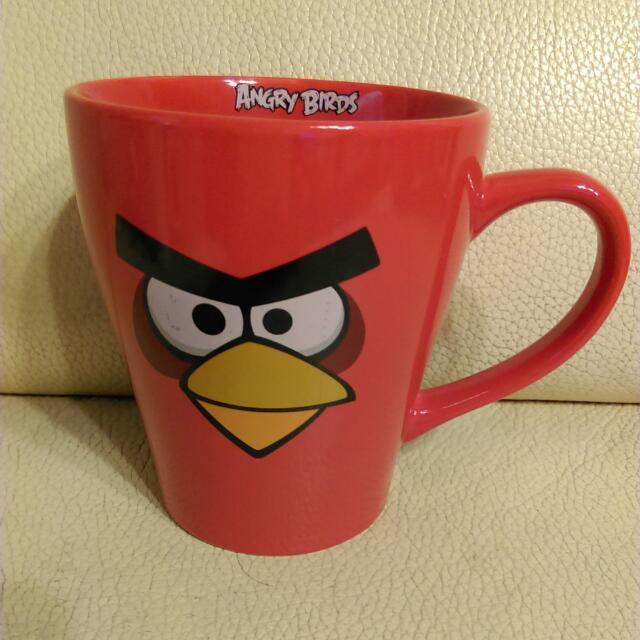 Angry Birds 憤怒鳥水杯
