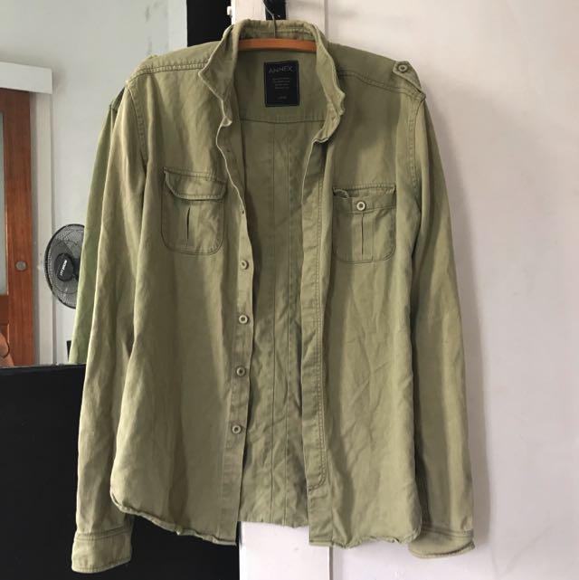ANNEX jacket
