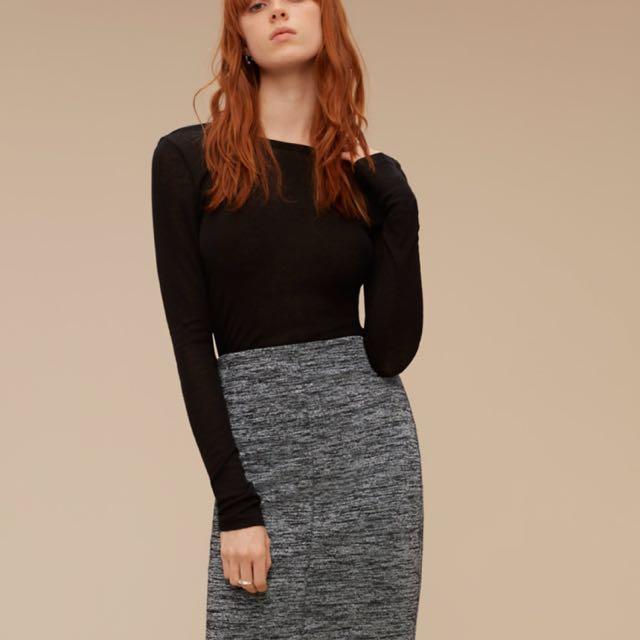 Aritzia Wilfred Free Azeveda Skirt