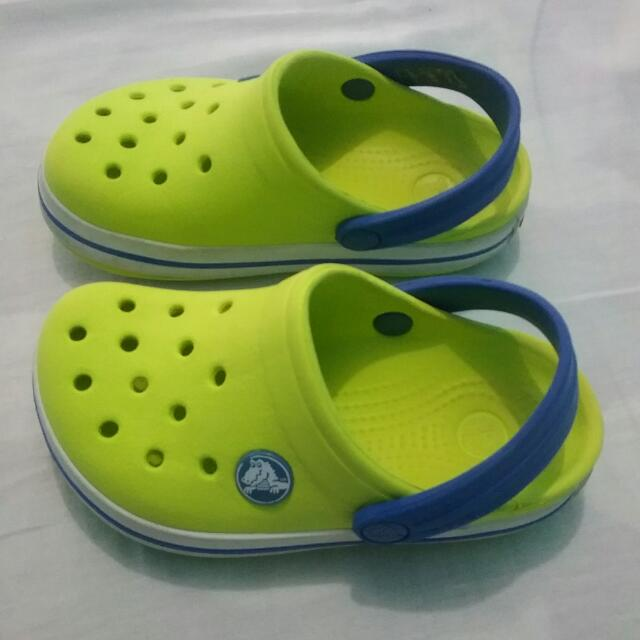 Authentic Crocs Kids