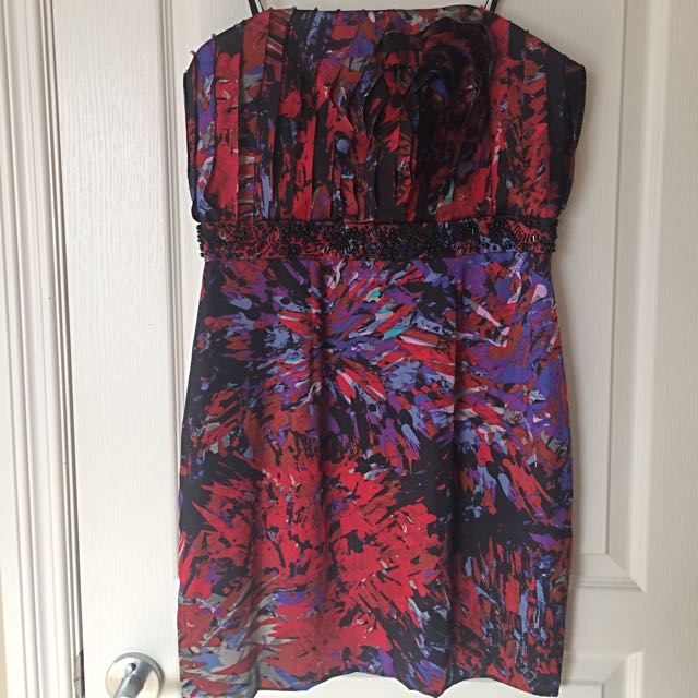 BCBG dress- Size 10