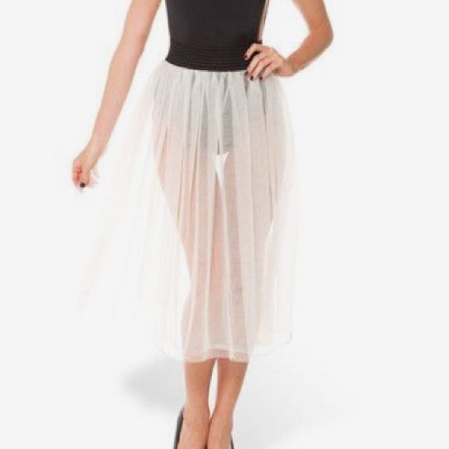 Black Milk Prima Donna Tulle Skirt Festival