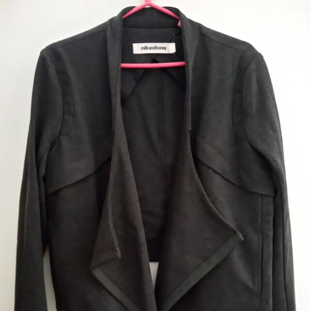 Black Stylish Blazer