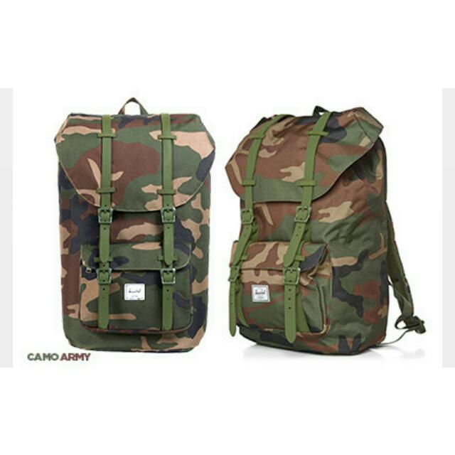 Brand New Herschel Little America Bagpack