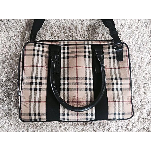 Burberry Brief Case / Burberry Bag
