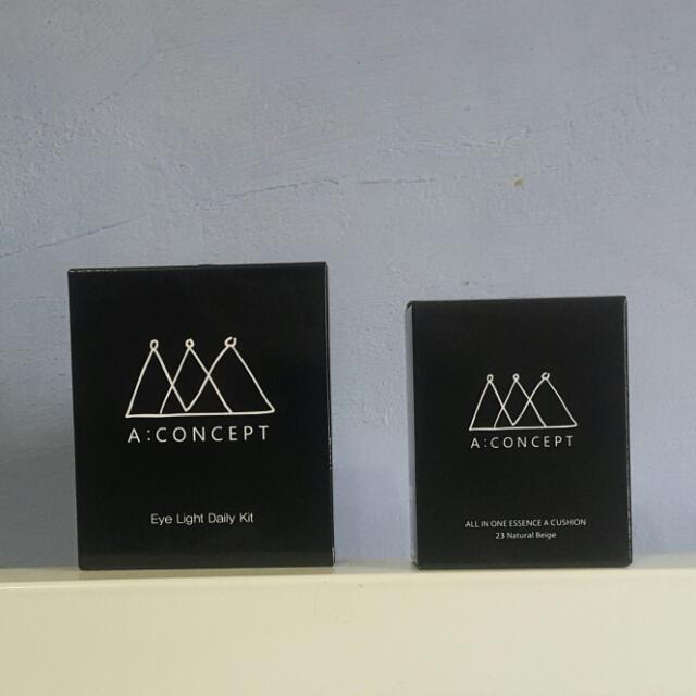 Buy 1 Get 2 A:Concept