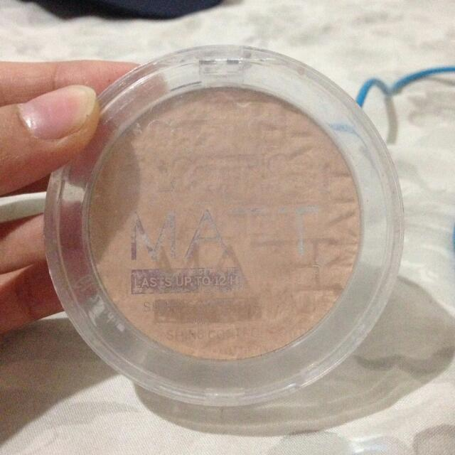 CATRICE All Matte Plus Shade Sand Beige