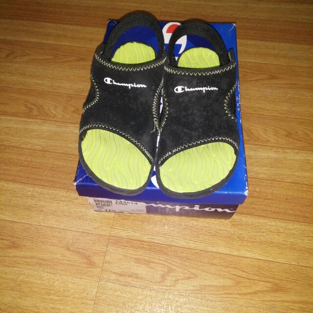 Champion sandals for kids