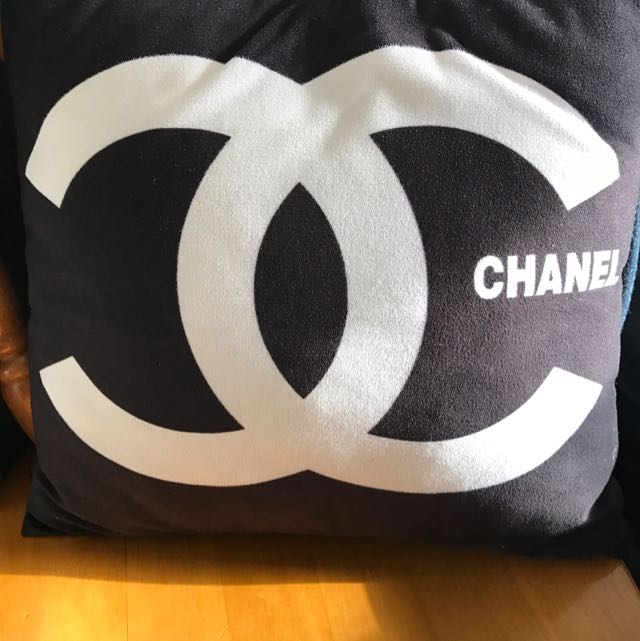 Chanel Pillow Case