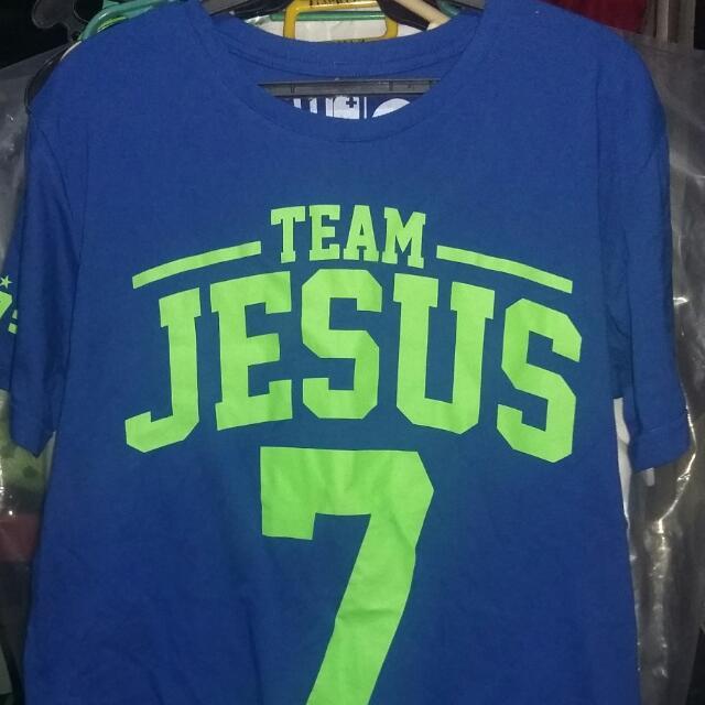 Christian Shirt teamJesus7 😊