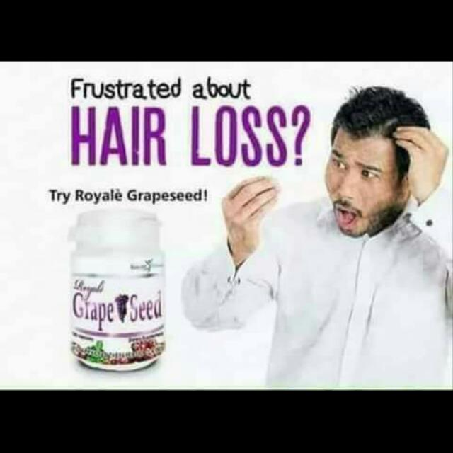 Control Hair Loss And Keep Your Hair Healthy.. Many More Benefits Of This Products. Kaya pala at the age of 38 looking young pa din ako,,,☺️☺️☺️  Secret reveal  Proud user royale grapeseed Pm Me For Order.
