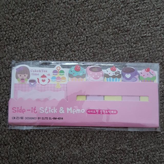 Cute Sticky Memo