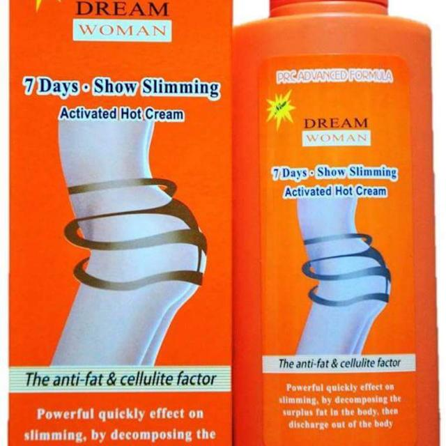 Dream Womam Slimming  Fat And Cellulite Carrier