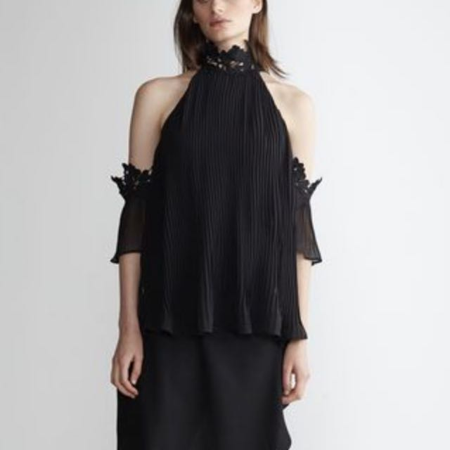 ECLECT Pleat Top RRP