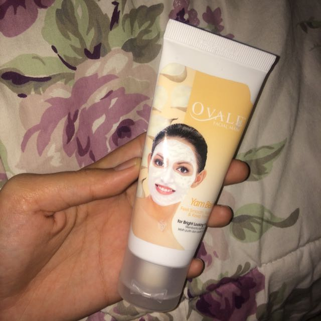 Facial Mask By Ovale