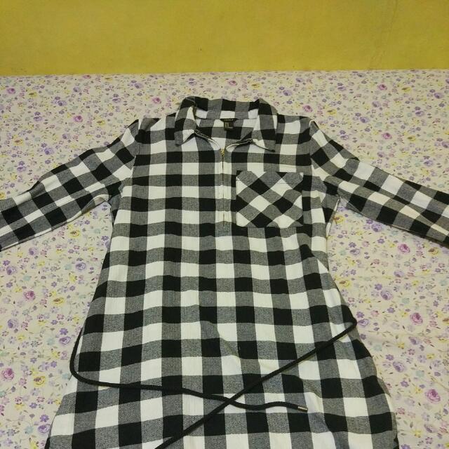 Forever 21 Dress Black