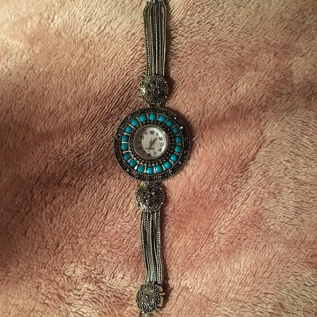 Gemstone Watch From Morocco